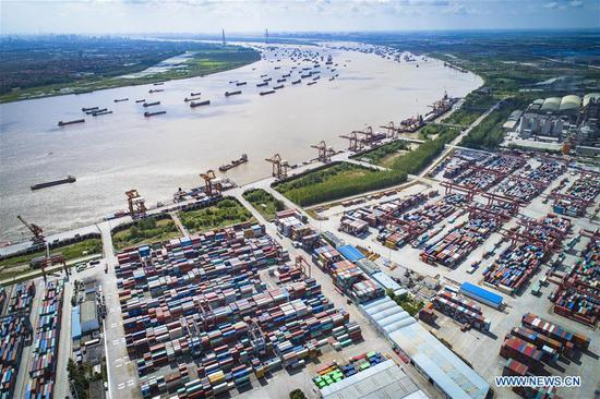 CDB lends trillions of yuan to develop Yangtze River Economic Belt