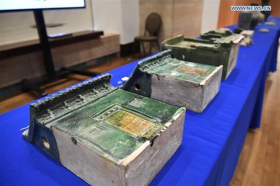 U.S. repatriates Chinese relics, artifacts