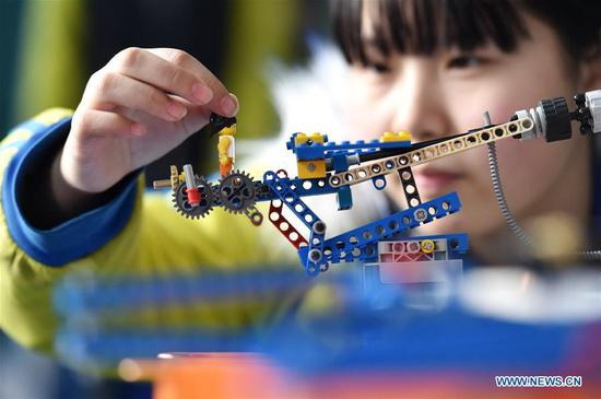 Activities enrich children's extra-curricular life, guarantee their all-round development in China's Hebei