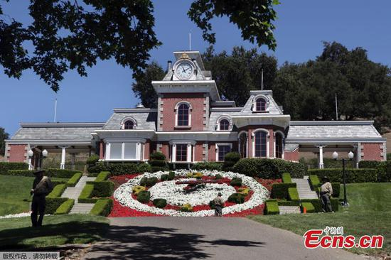 Michael Jackson's Neverland ranch slashes price by $70 million