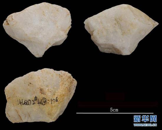 挖掘出4万年前的火灾证据