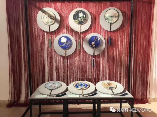 莫斯科中国文化中心探索东方美学