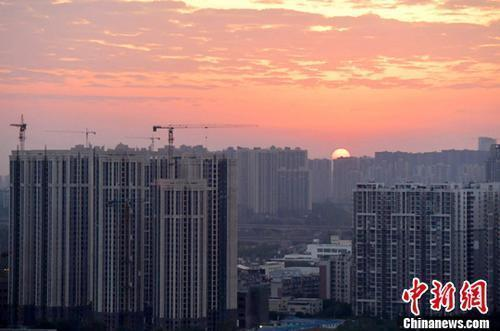 China's real estate prices see lower growth rates at the end of 2019