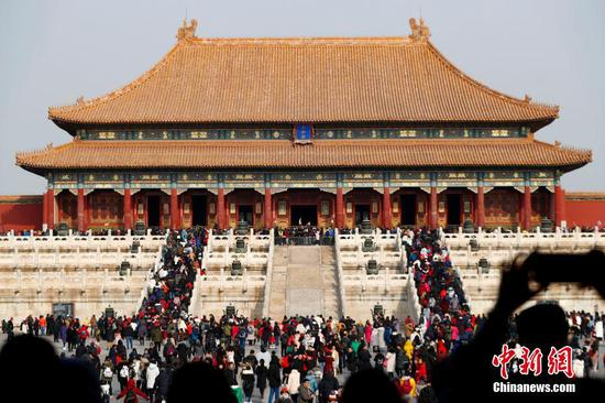 Palace Museum is drawing more young visitors
