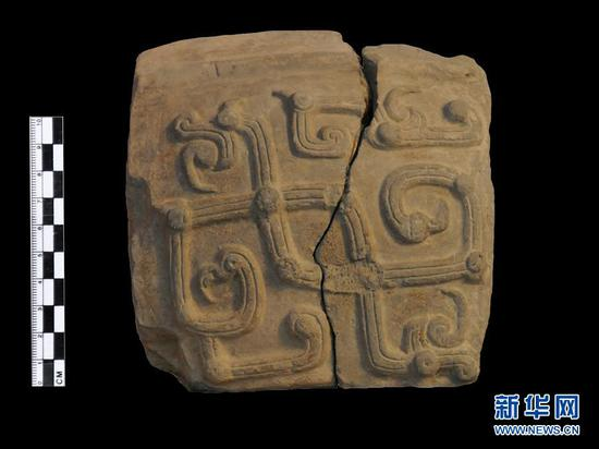 Bronze cast relics found in central Henan