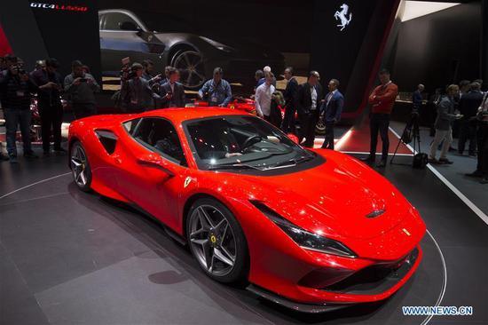第89届日内瓦国际汽车展开始
