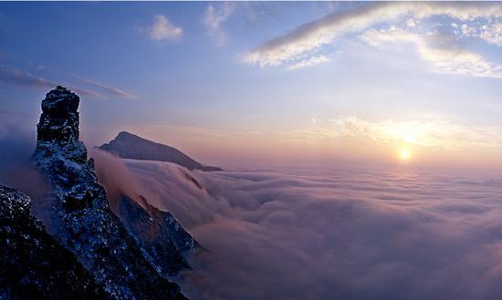 贵州梵净山被评为2019年``最令人兴奋的目的地''