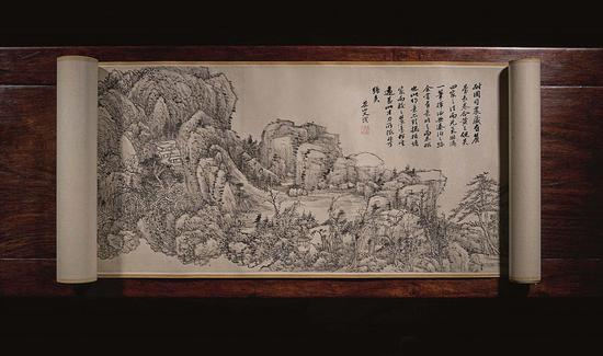 Court painters' works are highlight of HK auction