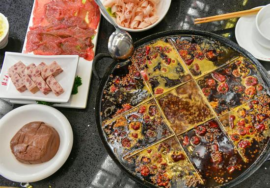 Worldwide appetite for Chongqing hotpot