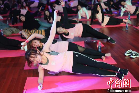From 'the slimmer the better' to 'let's run and lift iron:' Women's fitness wins favor in China