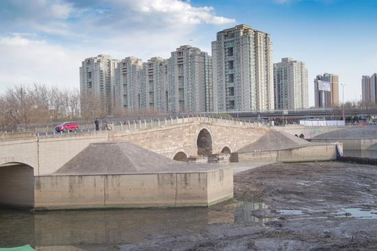 Beijing's 573-year-old bridge to close to vehicles