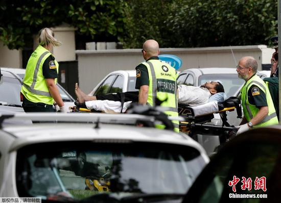 Multiple fatalities in New Zealand mosque shootings