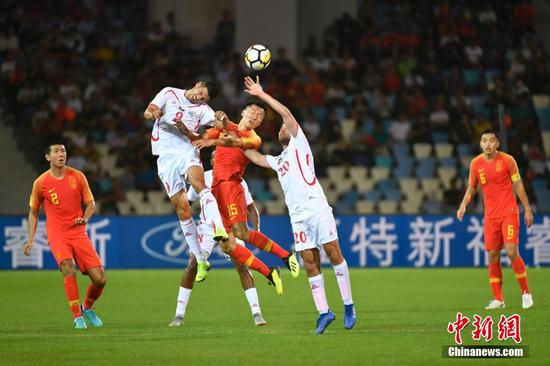 Chinese FA officially bids to host 2023 AFC Asian Cup