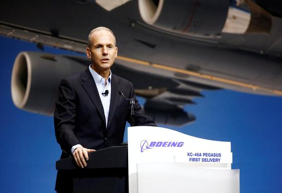 Boeing CEO expresses commitment to safety after crash