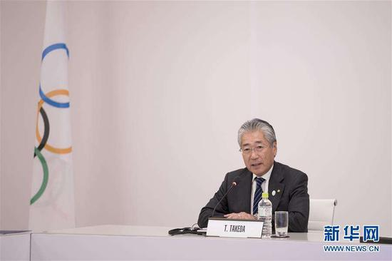 Japan's corruption-linked Olympic chief Takeda to resign: NHK