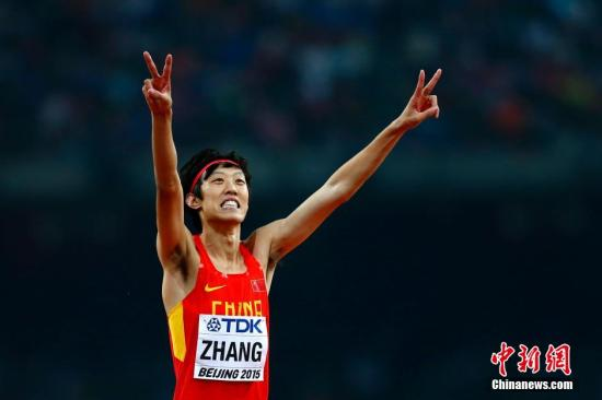 Harsh lesson for star high jumper Zhang Guowei as China stress discipline ahead of 2020 Olympics