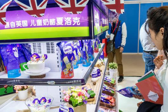 Interest in cheese among Chinese beginning to ferment