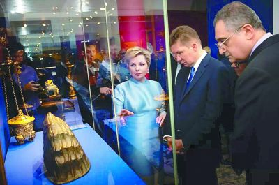 Treasures from the Palace Museum showcased in Moscow
