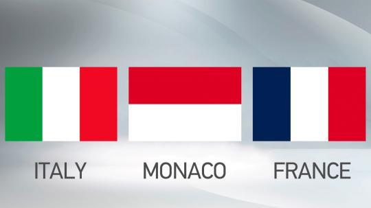 Xi visits Italy, Monaco, France
