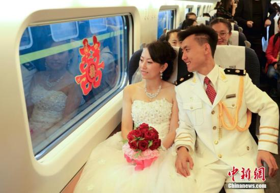 Chinese marriage rate in 2018 hits lowest point in last five years