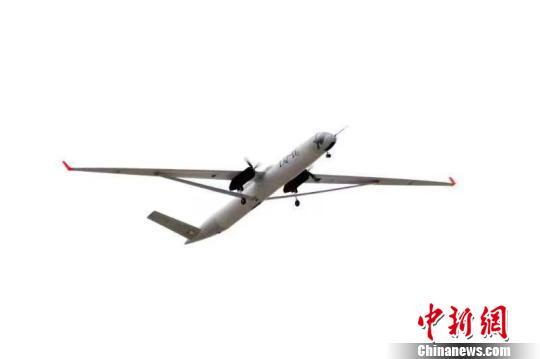 China's new-energy plane makes test flight