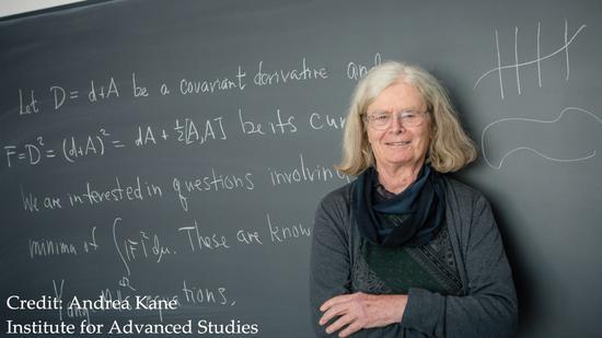 U.S. mathematician Karen Uhlenbeck wins Abel Prize for 2019