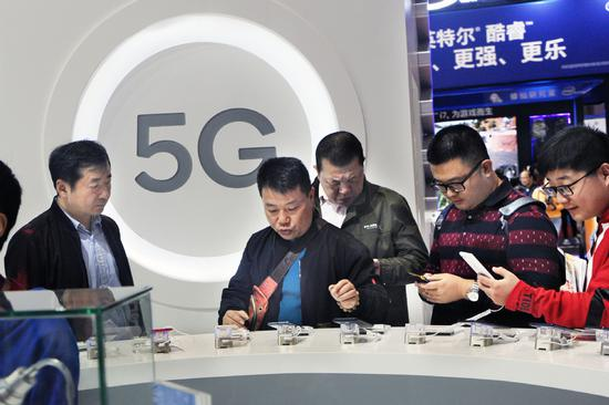 Network growth to make nation biggest 5G market