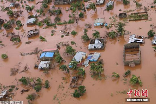 Cyclone Idai kills at least 437 in southern Africa: UN