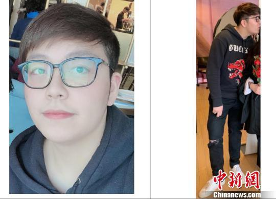 File photo shows Chinese student in Canada Wanzhen Lu. [Photo: Chinanews.com]