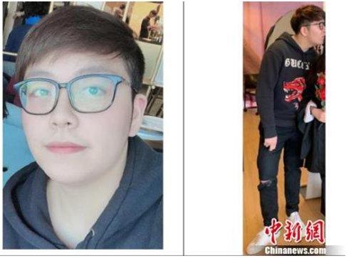 Photo of 22-year-old Wanzhen LU. (Photo/China News Service)