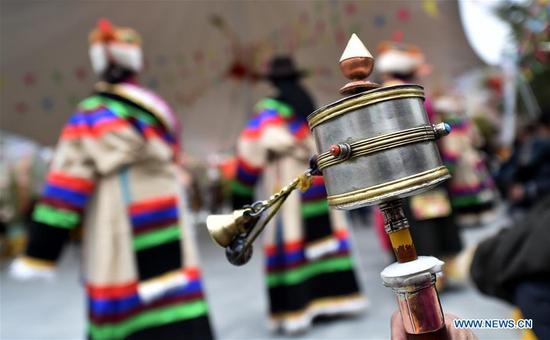 60周年拉萨庆祝西藏民主改革的历程
