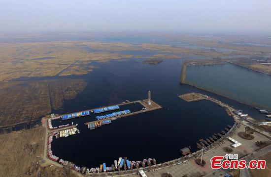Xiongan New Area sees progress two years after establishment