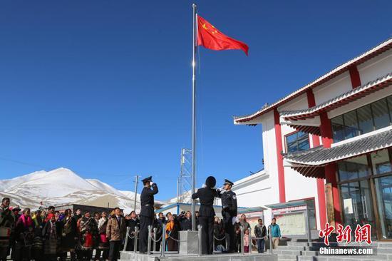 西藏纪念民主改革六十周年