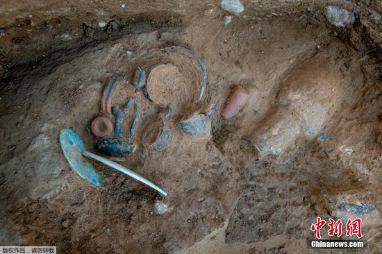Etruscan tomb in Corsica may yield secrets on civilization's decline