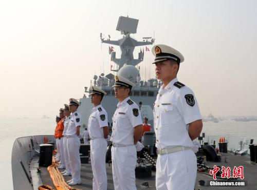 Over 60 countries to join China's commemorative event for PLA Navy's 70th founding anniversary