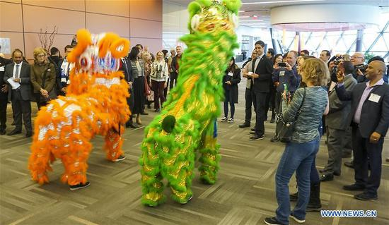 Chinese culture amazes visitors at Ottawa Travel and Vacation Show