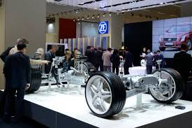 ZF sharpens its tools strategy aimed at expansion in China