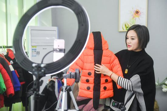 Taobao live-streaming sets for explosive growth