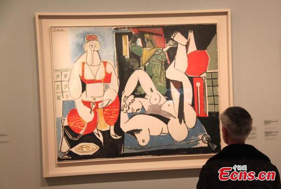 Picasso and War exhibition opens in Paris