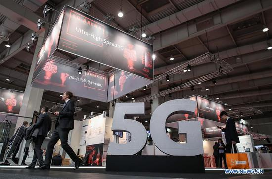 5G applications introduced at 2019 Hanover Fair in Hanover