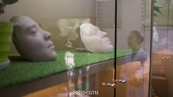 Guangzhou introduces 3D printing to restore remains