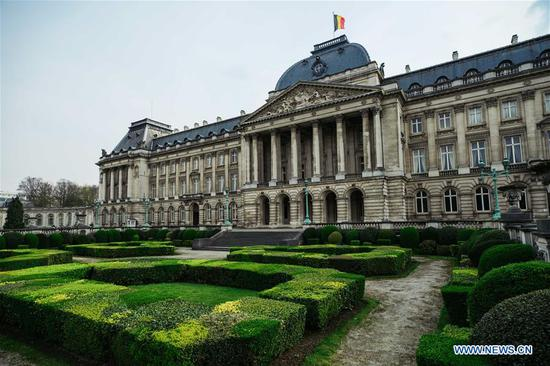 Scenery of Brussels, 'capital of Europe'
