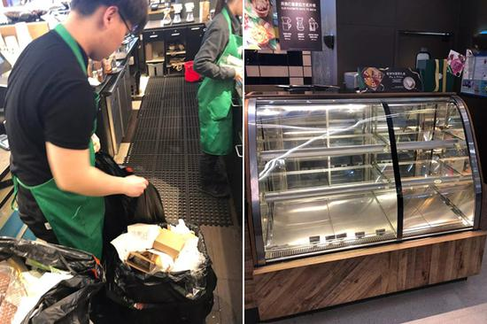 Shanghai Starbucks closes after cockroach infestation