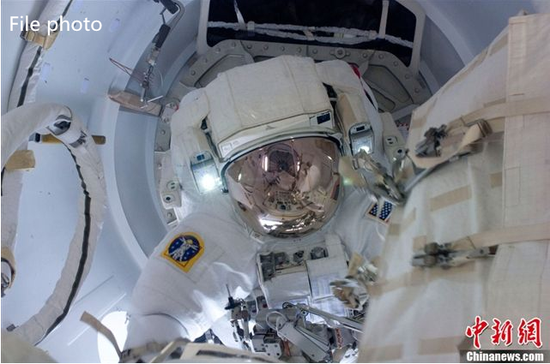 Two astronauts complete third 6.5-hour spacewalk this year: NASA