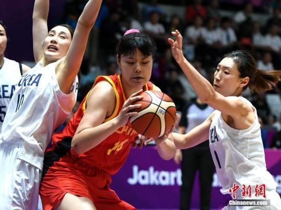 Chinese center Li Yueru selected by Atlanta Dream in WNBA draft 2019