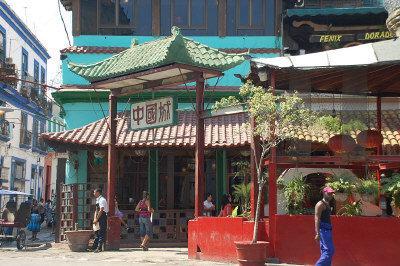 Chinatown restored to former glory