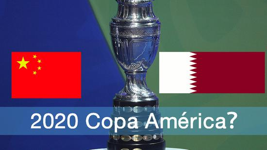 Report: China, Qatar invited to attend 2020 Copa América