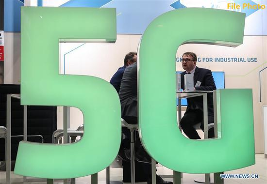 U.S. intervenes in Britain's 5G debate