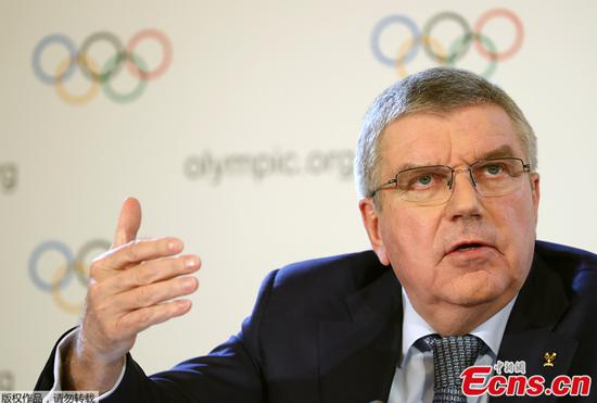 IOC distributes 90% revenues to sport and athlete development