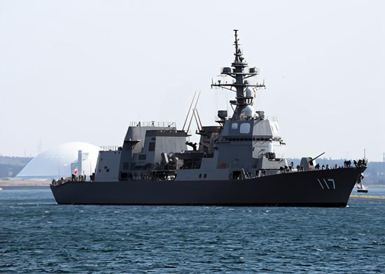 Japan to send destroyer Suzutsuki to Chinese Navy's 70th anniversary activities